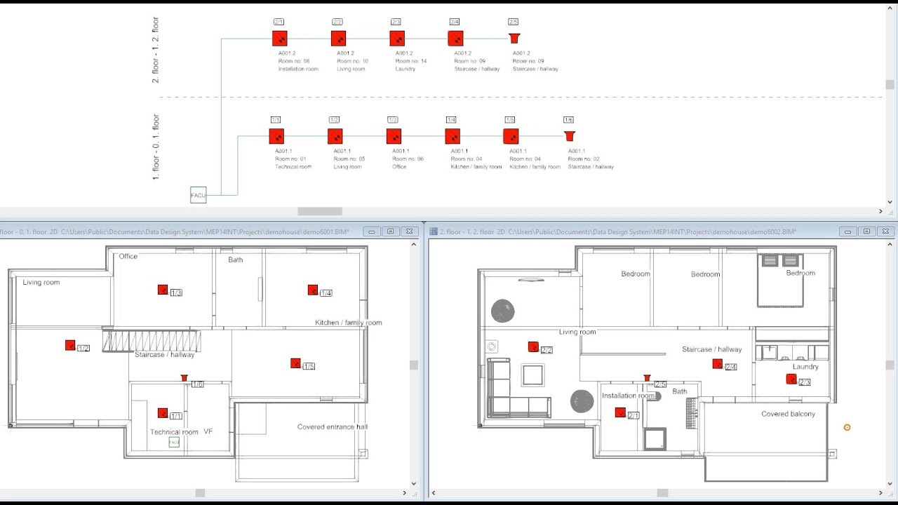 How To Quickly Design And Document A Fire Detection System In Dds