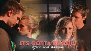 Video It's Gotta Be You :: Logan and Veronica download MP3, 3GP, MP4, WEBM, AVI, FLV Januari 2018