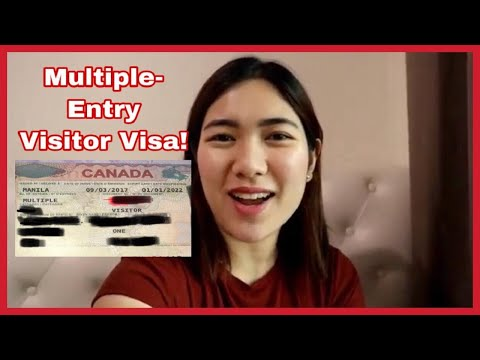 How To Apply For A Canadian Tourist / Visitor Visa In Philippines