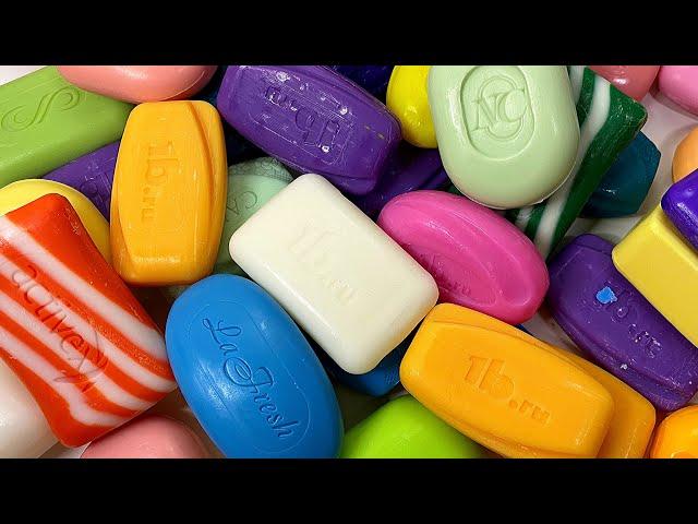 Soap opening HAUL. Unpacking soap.  Satisfying video, no talking/ Асмр распаковка мыла #49