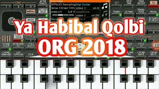Nissa Sabyan - Ya Habibal Qolbi ORG 2018 TERBARU