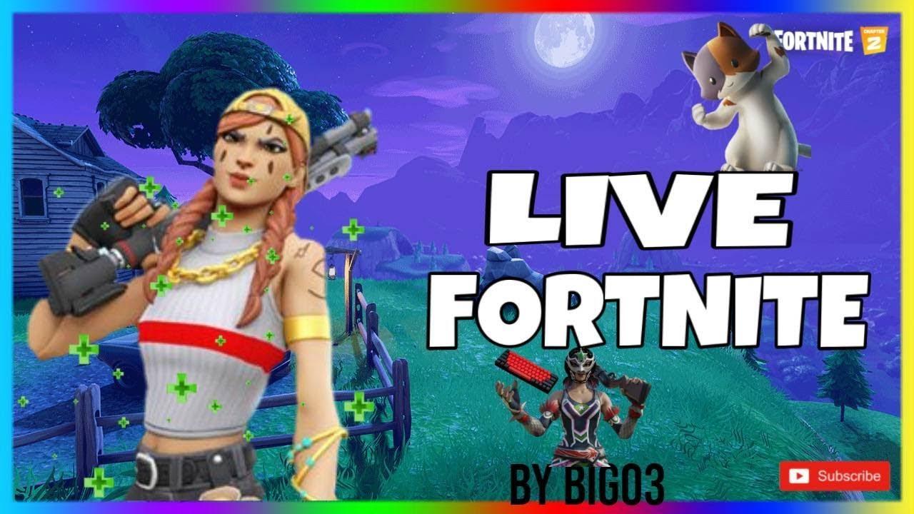 live fortnite