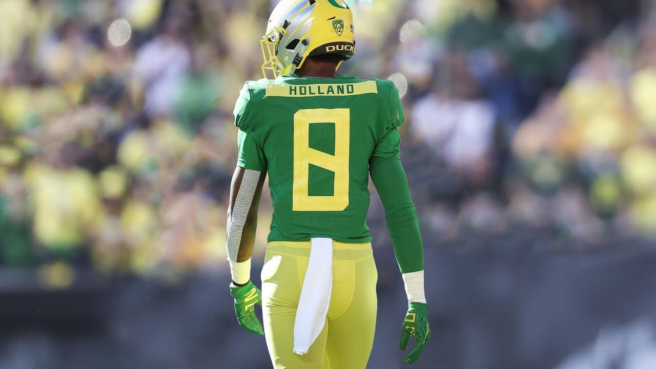 Jevon Holland 2021 NFL Draft Profile | Tankathon