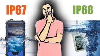 IP67 Vs IP68 | Water Proof Vs Water Resistant | How IP67/68 Rating Works !