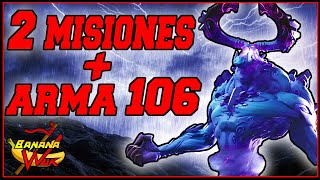 | KING OF THE STORM 2 MISSIONS + WEAPON 106 GIFT ? Fortnite save the world live