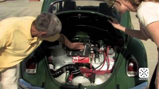 Green Overdrive: The Homemade Electric VW Bug!