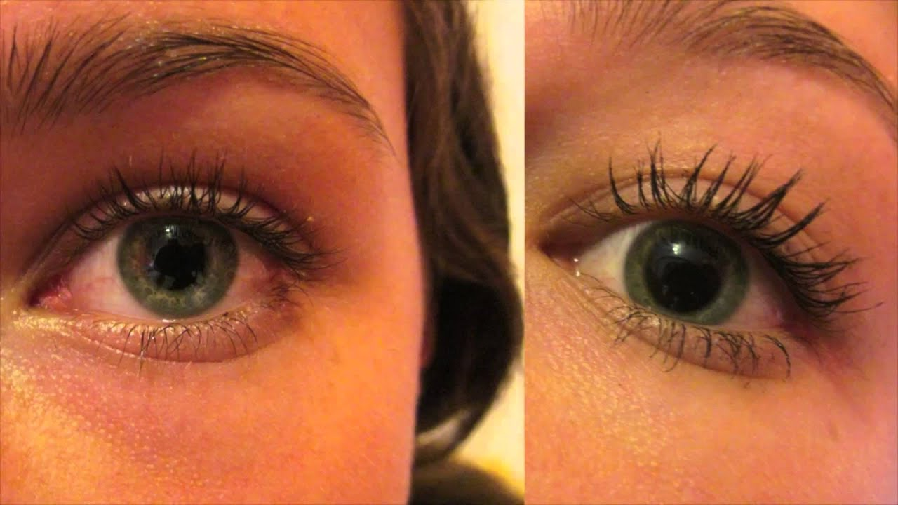 Thicker And Longer Eyelashes In One Month Part 2 The Results Did The Castor Oil Cream Work