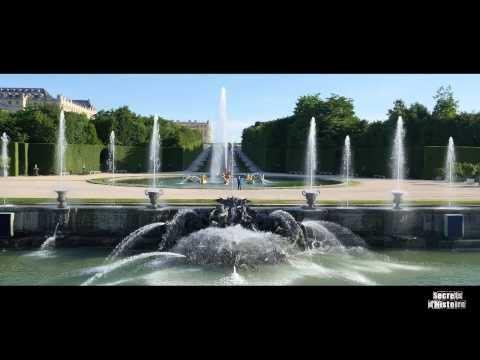Secrets d'Histoire - Montage sur les fontaines du Chateau de Versailles en Drone