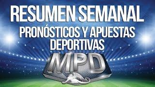 Pronósticos y Apuestas Deportivas   Febrero 2 al 8, 2015