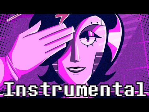 """HARD DRIVE"" (instrumental) - UNDERTALE METTATON SONG"