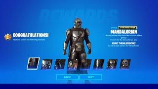 How to Unlock MandaĮorian Beskar Skin Style in Fortnite Season 5 (ALL BESKAR QUESTS)
