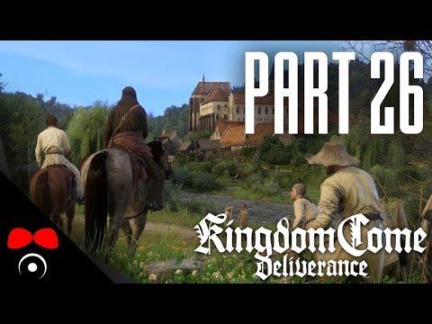LUKU, JÁ JSEM TVŮJ OTEC!   Kingdom Come: Deliverance #26