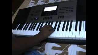 TUM HI HO SONG CASIO CTK 6300