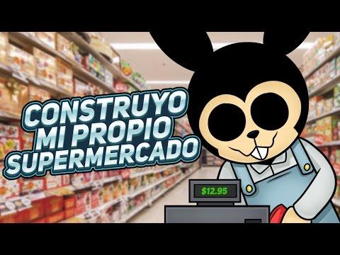 ROBLOX: CONSTRUYO MI PROPIO SUPERMERCADO - Retail Tycoon