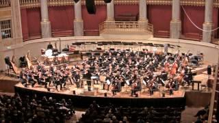 Peter Eötvös @Wien Modern 2013 Eröffnungskonzert im Wiener Konzerthaus