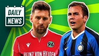 Durch Klausel: Messi endlich zu Hannover 96? 😉