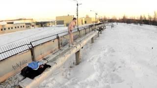 Дабл корк в снег