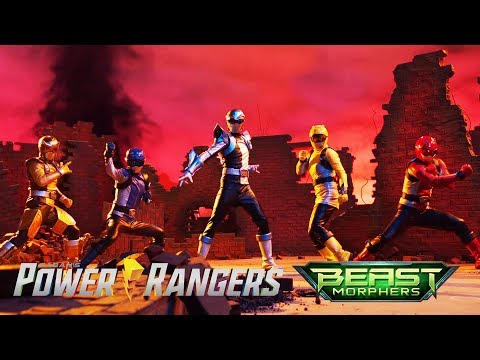 All Battles In Power Rangers Beast Morphers Episodes 12-22