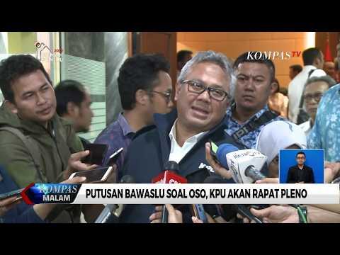 Putusan Bawaslu Soal OSO, KPU akan Rapat Pleno Mp3