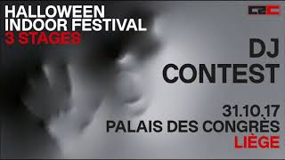 Halloween Indoor festival C2C -  JAMIX DJ CONTEST - MIX NEUROFUNK