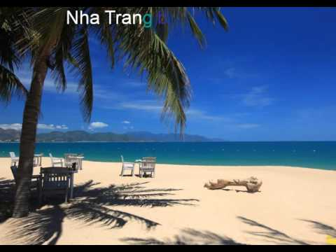 vietnam beach tour - Nha Trang Bay - one of 29 most beautiful bays in the world.