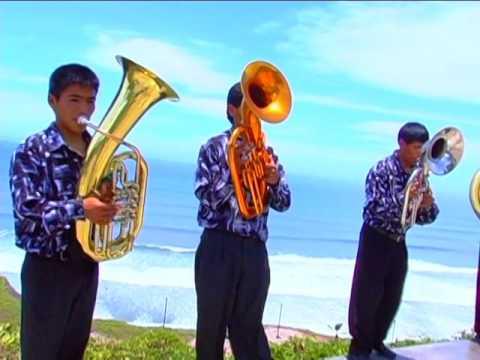 Banda Orquesta Evangelica Voz del Cielo V8 - Babilonia - Socos - Huancayo - Peru