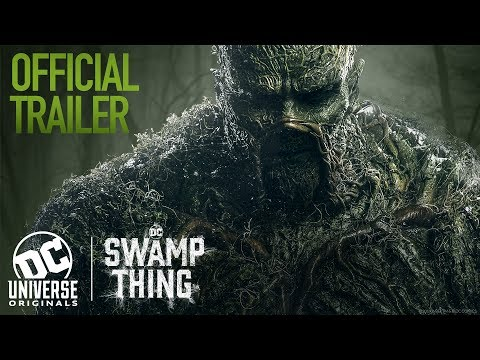 DC's Final Swamp Thing Trailer Delivers Plant-Based Horror