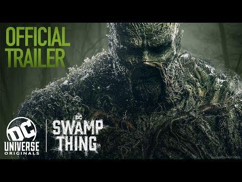Swamp Thing | Full Trailer | DC Universe | The Ultimate Membership
