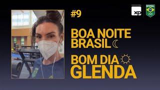 Boa noite Brasil, Bom dia Glenda #09