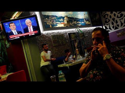 فيديو: مناظرة حامية بين ممثل حزب إردوغان ومرشح المعارضة في انتخابات إسطنبول…  - نشر قبل 3 ساعة