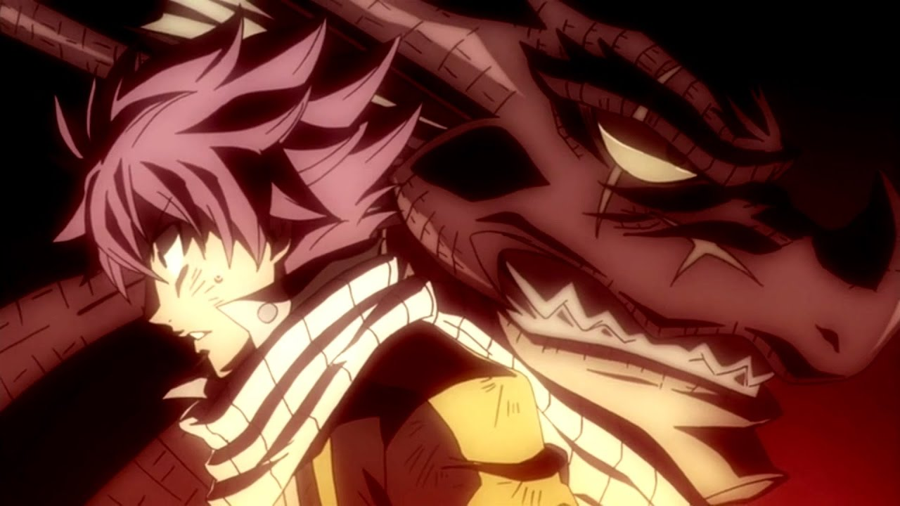 Fairy Tail Dragon Slayer Theme Youtube