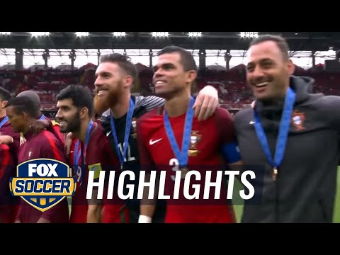 Portugal vs. Mexico | 2017 FIFA Confederations Cup Highlights