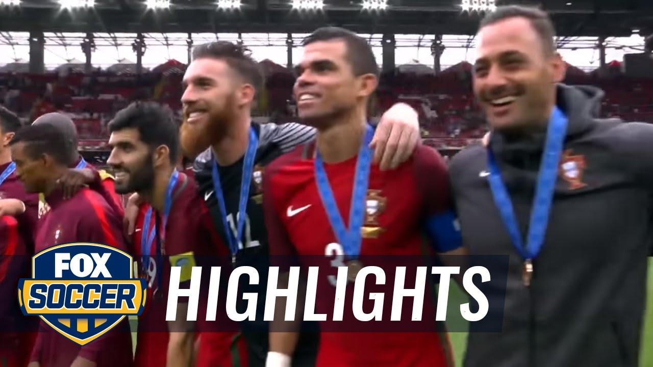 Португалия - Мексика 2:1 (доп.вр.) видео