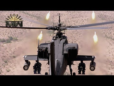 Boeing AH-64 Apache - United States Attack Helicopter [Review]