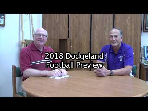 2018 Dodgeland High School Football Preview