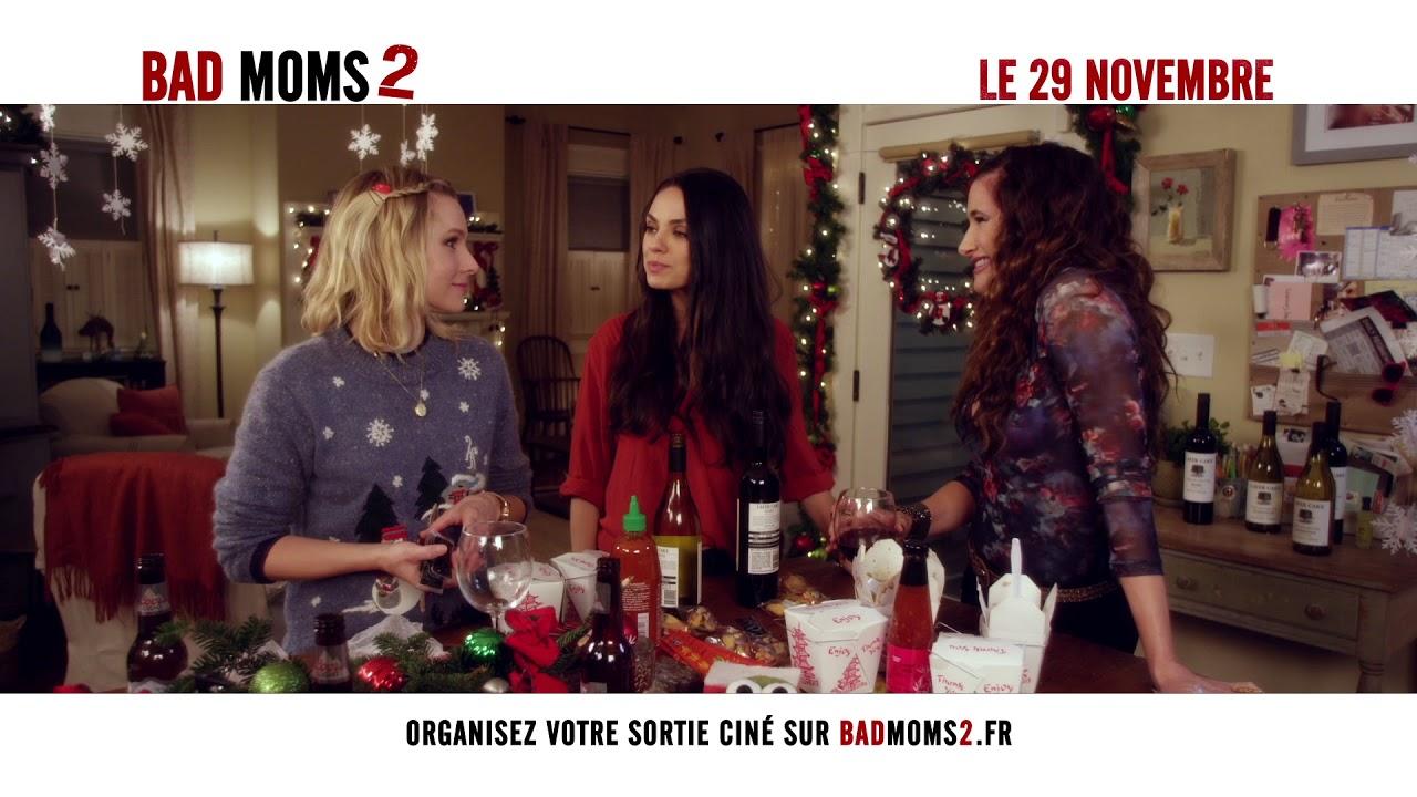 "BAD MOMS 2 - Spot 15"" "" Profiter de Noël"" - VF"