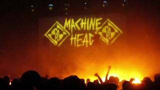 Machine Head - This is the end Toronto Jan 28th 2012