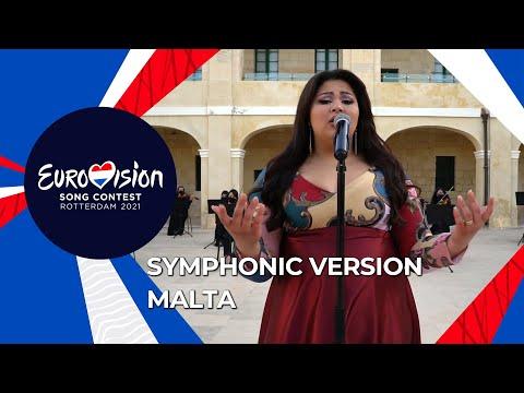 Destiny - Symphonic version of Je Me Casse - Malta ?? - Eurovision 2021