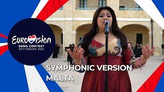 Destiny - Symphonic version of Je Me Casse - Malta 🇲🇹 - Eurovision 2021