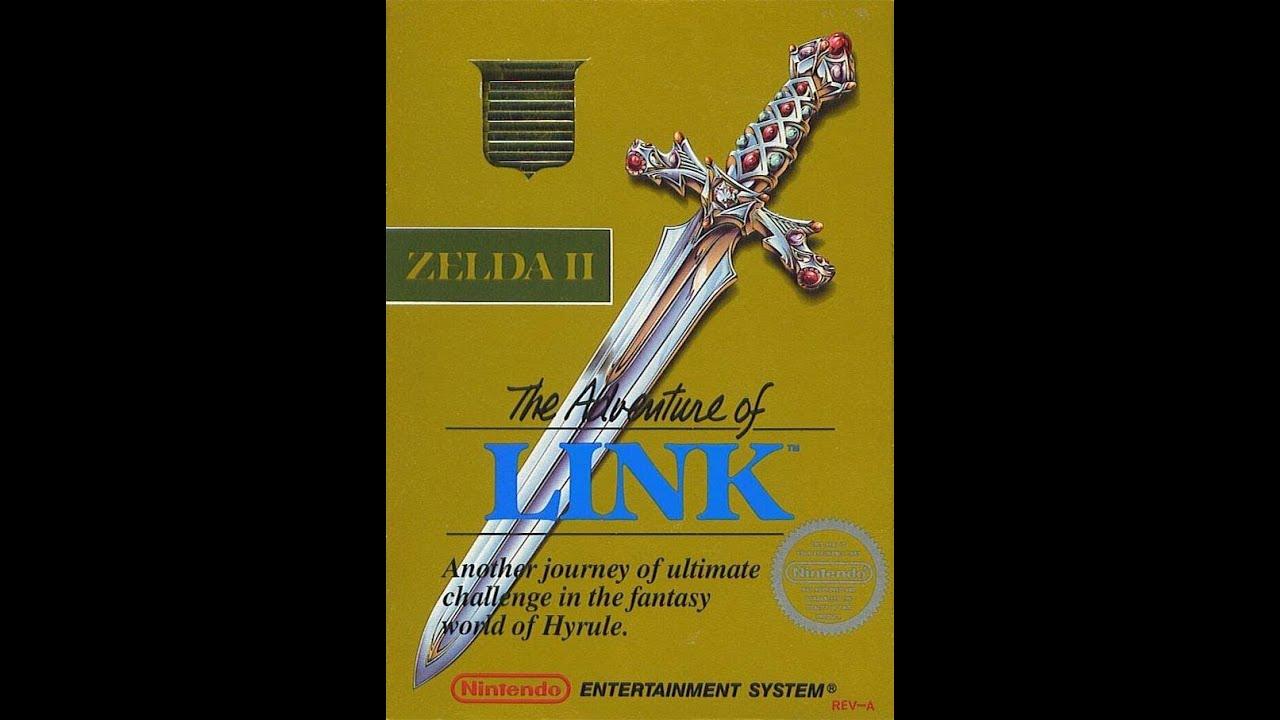 Zelda II: The Adventure of Link Video Walkthrough - YouTube