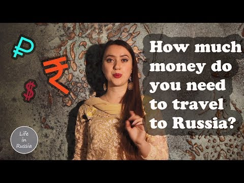 How Much Money Do You Need to Travel to Russia? - #Life_in_Russia (Ep.29)