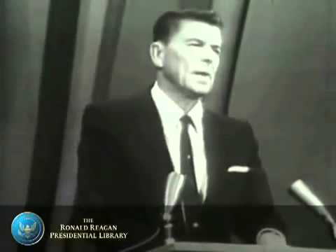 Ronald Reagan 1964 Land Grab & Property Rights Speech Warns Of Agenda 21