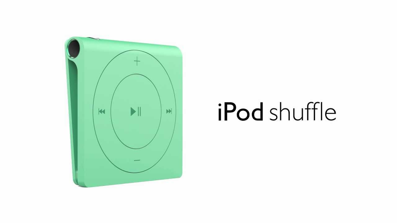 The All-New iPod Shuffle Concept - YouTube