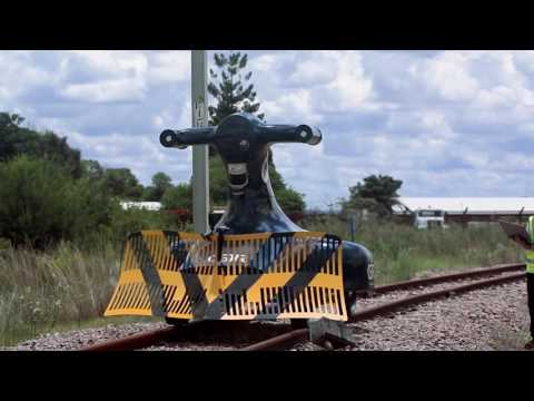 A survey and inspection device to improve safety on South Africa's railway lines