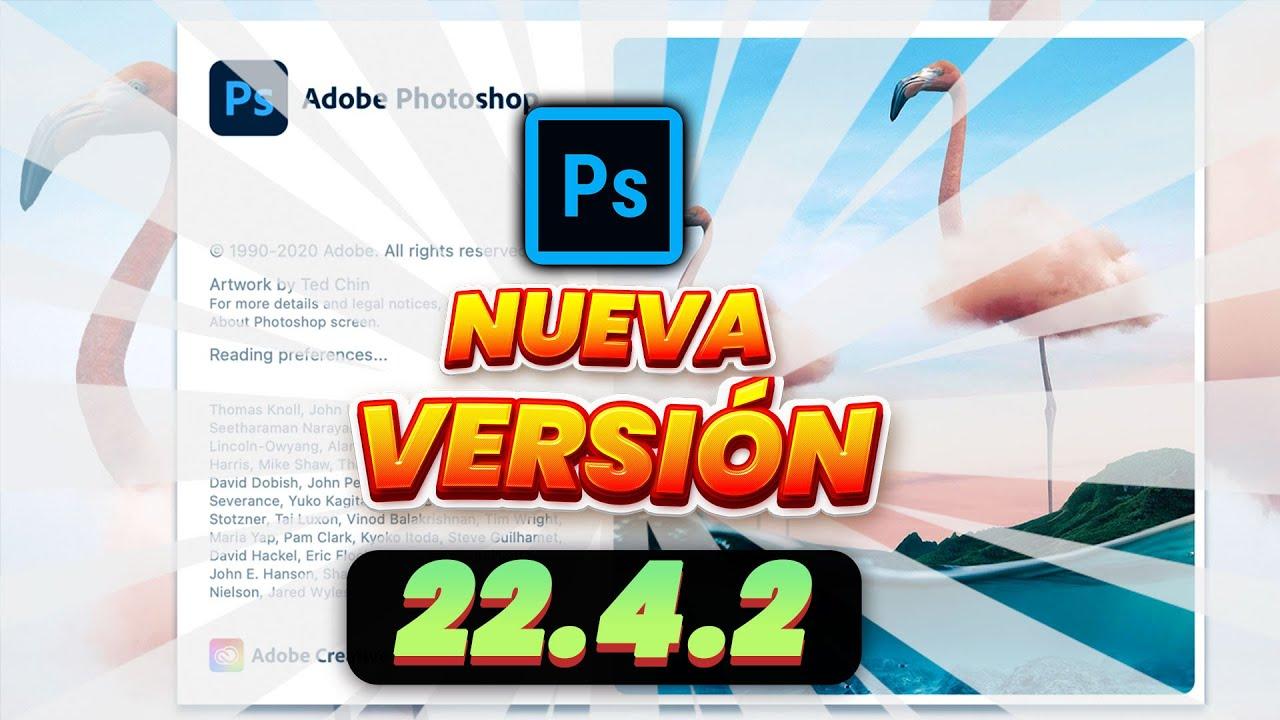 Adobe Photoshop 22.4.2 la NUEVA VERSIÓN de Photoshop CC 2021 - Novedades Photoshop