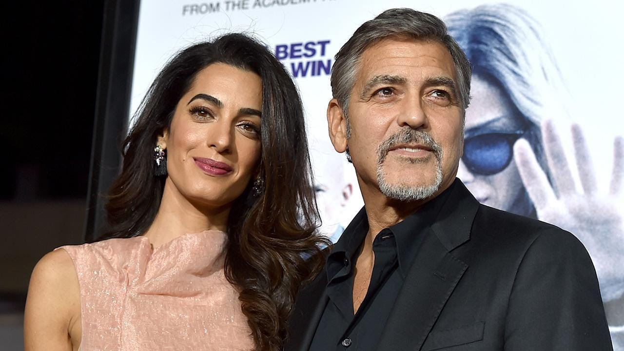 George, Amal Clooney welcome twins