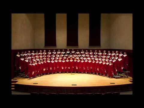 What Shall We Give? -- Luther College Collegiate Chorale