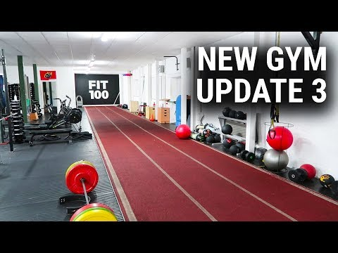 What's The Gym Layout Going To Be??? NEW FIT 100