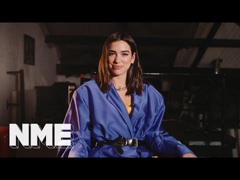 90-second Interview: Dua Lipa