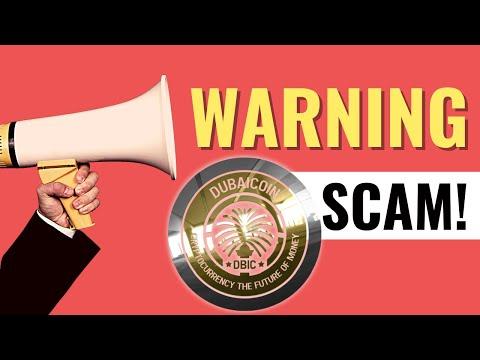 Where To Buy Dubai Coin Crypto? DON'T! It's a scam!
